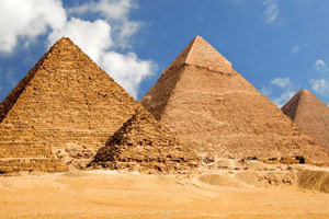 The Great Pyramids of Egypt thumbnail
