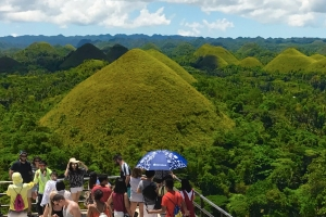 Chocolate Hills Observation Deck thumbnail