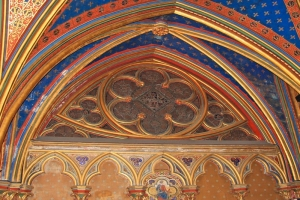 Sainte Chapelle Ceiling thumbnail