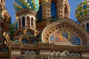 Church of the Savior on Spilled Blood thumbnail