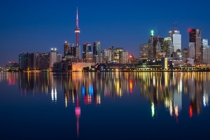 Toronto at Night thumbnail