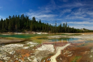 Yellowstone National Park Landscape thumbnail