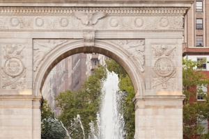 Washington Square Arch Picture