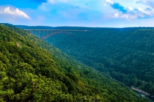 New River Gorge Bridge Valley thumbnail