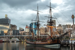 Darling Harbour Ship thumbnail